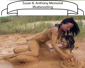 New Sorority Pledge Feels Empowered by Mud Wrestling Match