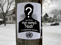 United Nations Begins Search for Man Named Noah to Build Ark