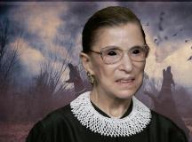Ruth Bader Ginsburg Awaits Full Moon For Sacrament Of Eternal Life
