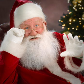 "Santa Stops Giving Coal, ""Goes Green"""