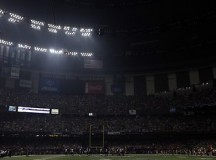 Bane's Attempt to Hijack Super Bowl Thwarted by Auxiliary Power in Superdome