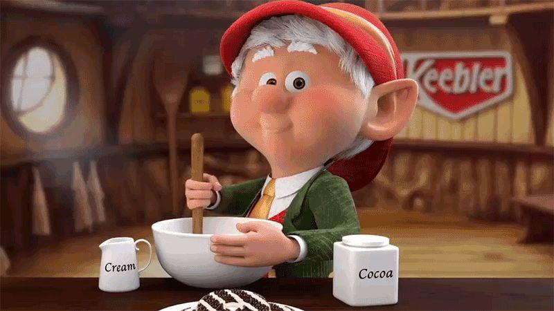 """Keebler Introduces New """"Elf Jam"""" Cookie"""