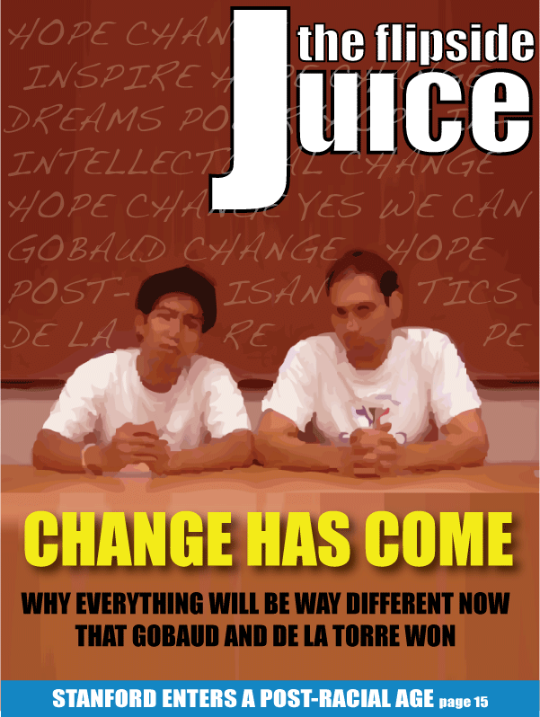 The Flipside Juice – Change Has Come