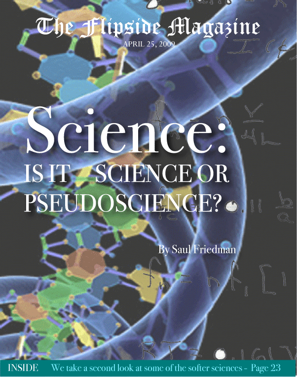 The Flipside Magazine – Science: Is it Science or Pseudoscience?